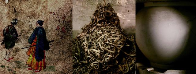 , '#001, de la série La boîte de Pandore,' 2008, Galerie Les filles du calvaire