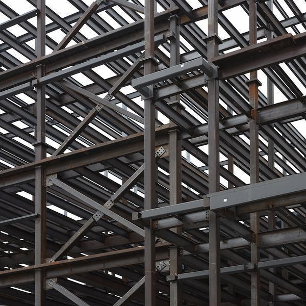 , 'Structural Steel #1,' 2018, Bau-Xi Gallery