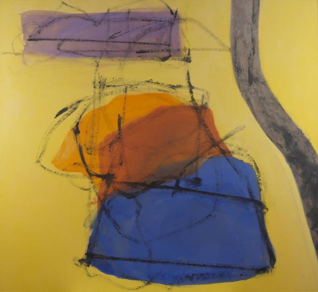 Cleve Gray, 'Zen Gardens #11', 1982, Peyton Wright Gallery