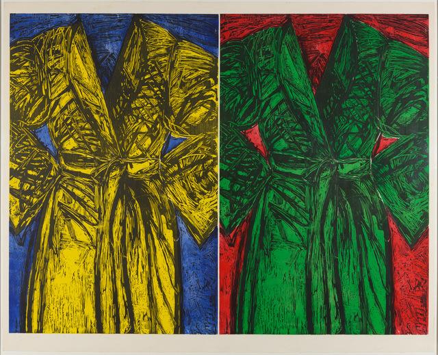 Jim Dine, 'Kindergarten Robes', 1983, Leslie Sacks Gallery