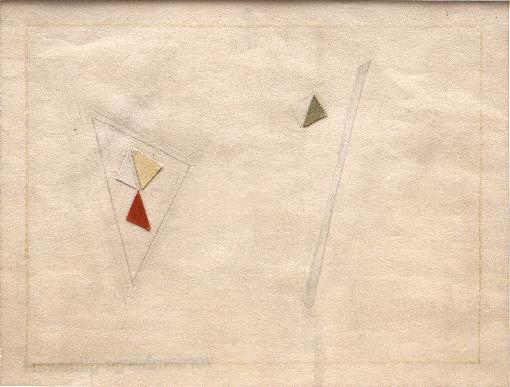 , 'Study for Composition (possibly No. 107) (D46),' c. 1937, Annely Juda Fine Art