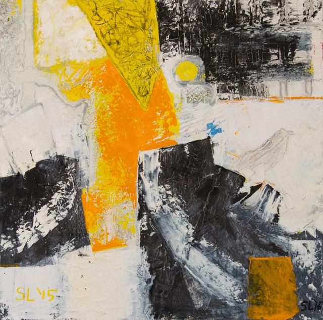 , 'Tripods in the Park,' 2015, Carter Burden Gallery