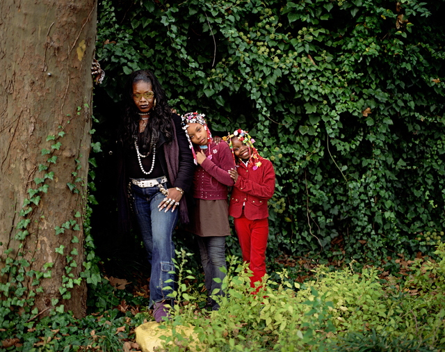 Deana Lawson, 'Wanda and Daughters', 2009, Rhona Hoffman Gallery