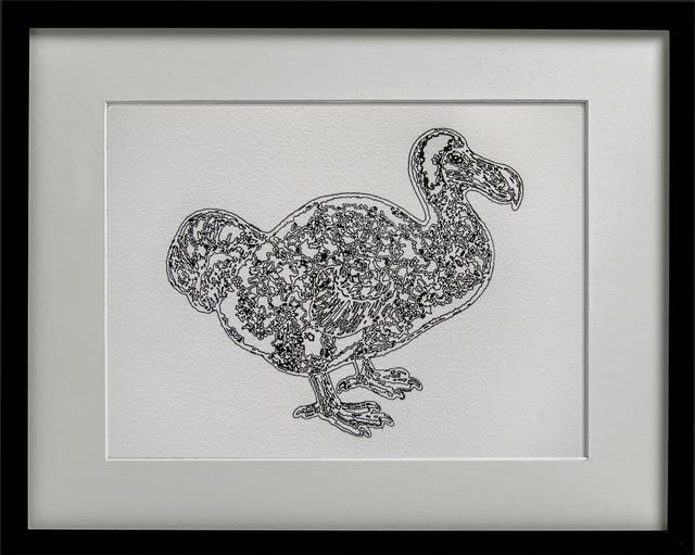 Mark Nathan Stafford, 'Dodo (Bird in Hand)', 2019, Air Mattress Gallery