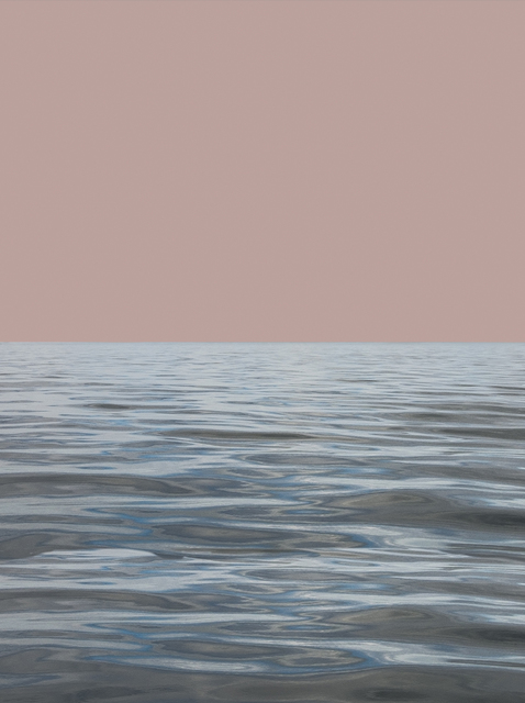 Andrea Hamilton, 'Sea Studies / Line to Plane #05', Art Bastion Gallery