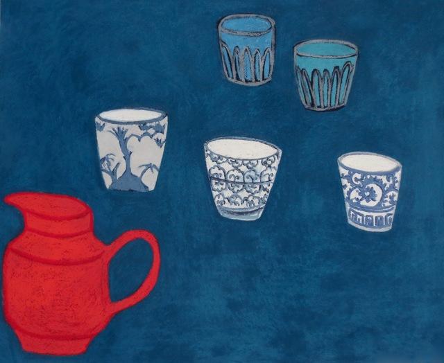 , 'Song for Blue II,' 2016, Susan Eley Fine Art