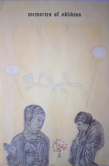 , 'Ghostly Meditations (memories of oblivion),' 2012, Lisa Sette Gallery