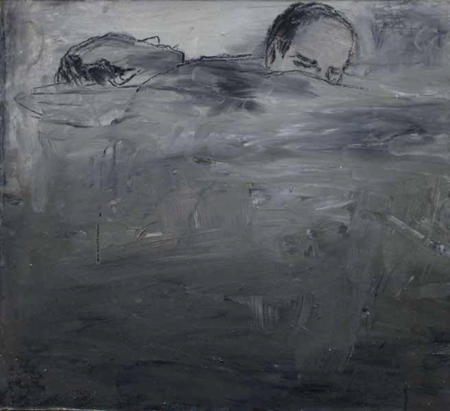 , 'Cinzas,' 2015, Casa Triângulo