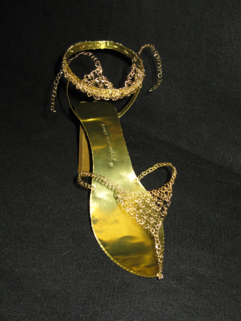 , 'Bikini (Shoe Sculpture),' 2012, Zenith Gallery