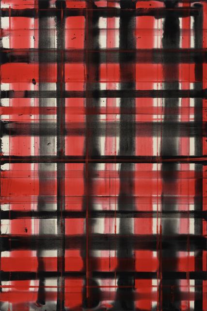 , 'Grid Vert-Hor. #2,' 2015, Brian Gross Fine Art