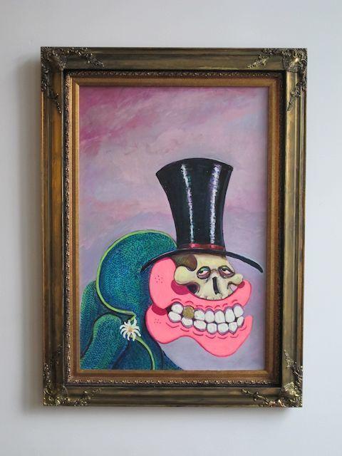 , 'Herring Bone,' 2013, The Garage Amsterdam