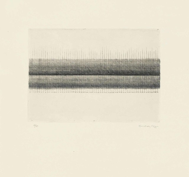 Joan Hernández Pijuan, 'Escala 1:100', 1974, Christie's