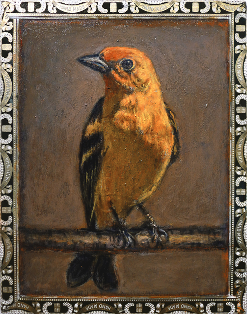 , 'Western Tanager / A. Fuente,' , Gail Severn Gallery