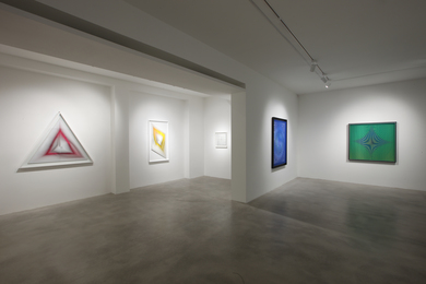 """The exhibition """"Alberto Biasi - Light Visions. Visions of lightness, visions of light"""" opens on Tuesday, 11th October 2016 at Dep Art Gallery in Milan.  Through 35 works that retrace the main phases of the artist career from 1960 to nowadays, this solo exhibition intends to document the vitality of the object-research of this undisputed protagonist of European ar. The exhibition is on until 17th December and includes significant works representative of the different phases of Biasi's research."""