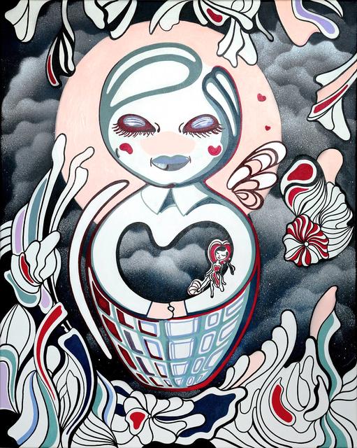 , 'True Friend By Buddha,' 2017, Addicted Art Gallery