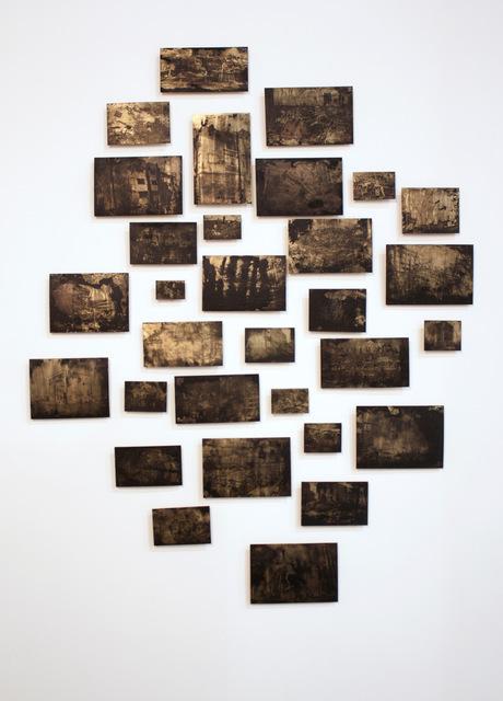 , 'Estados de colapso (conmemoraciones fallidas),' 2015, Josedelafuente