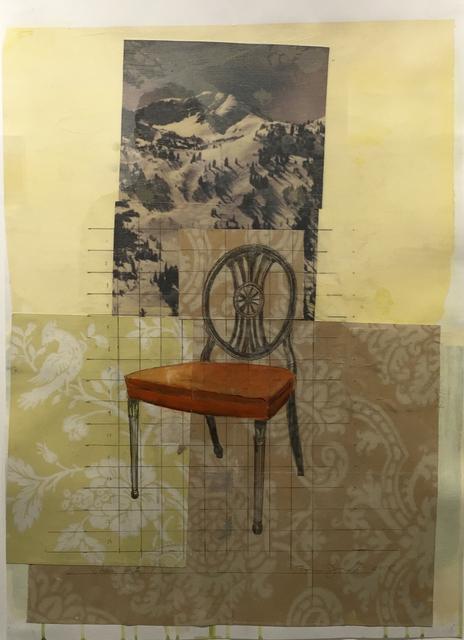 , 'Orange Chair,' , Stremmel Gallery