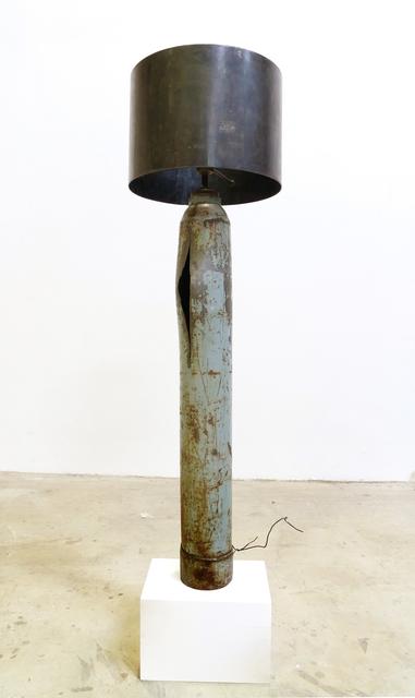 , 'Hydroform medical gastank 9064 PSI,' 2016, Galerie Krinzinger