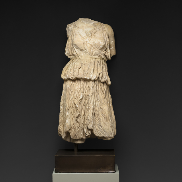 , 'Roman Marble Torso of the Goddess Diana,' 100-200, Barakat Gallery