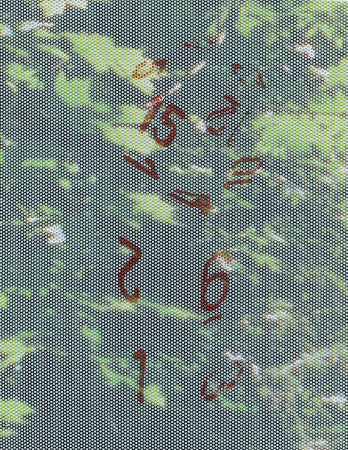 , 'Nine,' 2017, Anonymous Gallery