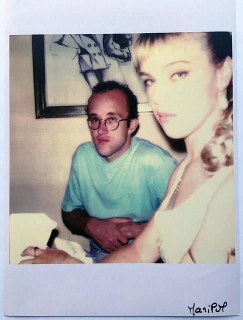 Maripol, 'Keith Haring & Debi Mazar', ca. 1985, Gallery 52