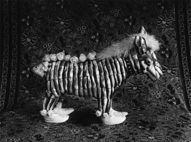 , 'Zebra and Japanese Socks (斑马和袜子),' 2010, Timeless Gallery