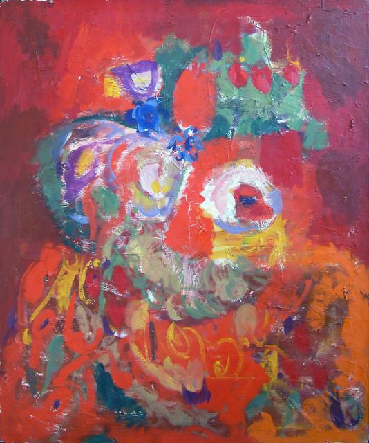 , 'Untitled (Woman Series),' 1955, Anita Shapolsky Gallery