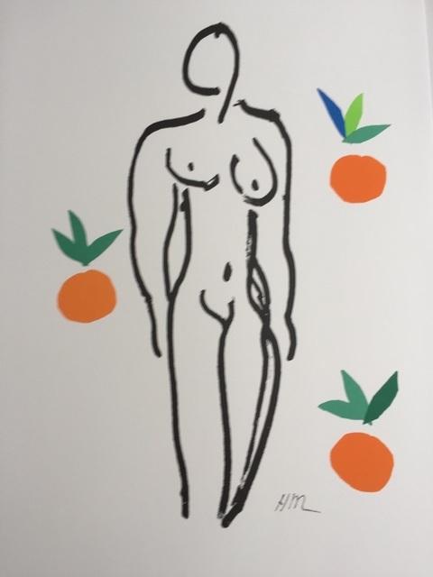 Henri Matisse, 'Nu aux Oranges', 2007, ByNewArt