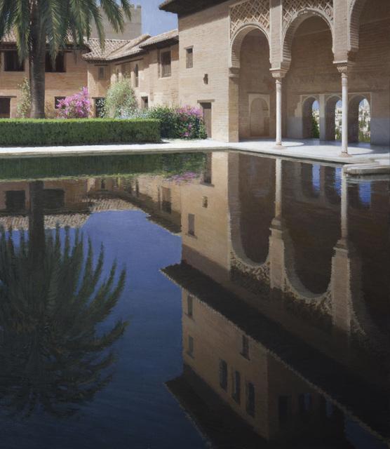Guillermo Muñoz Vera, 'The Partal and the Gardens', 2013, Forum Gallery