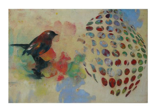 , 'Birds 024,' 2017, Artgráfico