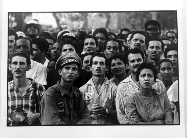 , 'Waiting for Fidel Castro, Havana, Cuba,' 1959, 99Prints