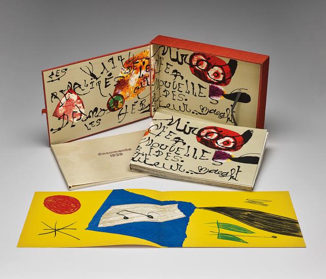 Joan Miró, 'Les Pénalités de l'Enfer ou les Nouvelles-Hébrides (The Penalties of Hell or the New Hebrides)', 1974, Phillips
