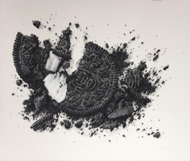 Soojin Kim, 'Cracked Oreo Series No.64', 2017, Tao Water Art Gallery