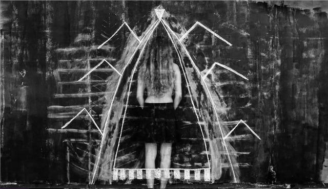, 'AMAZIGH, Aouchem Visage 2,' 2017, Galerie 127
