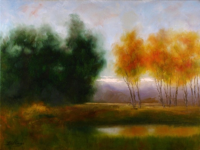 , 'Autumn Equinox,' ca. 2018, Copley Society of Art