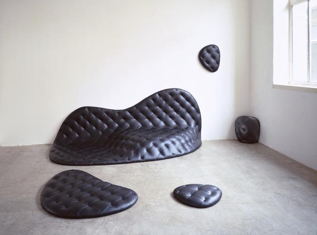 , 'Pools & Pouf!,' 2004, Noguchi Museum