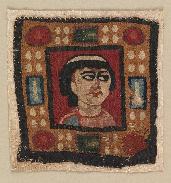 , 'Square,' 5th-7th century, Cooper Hewitt, Smithsonian Design Museum