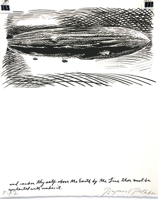 , 'No Title (Graph Zeppelin),' 2003, The LODGE