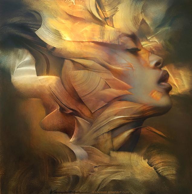 Vanessa Lemen, 'Courage is a Shapeshifter', 2018, IX Gallery