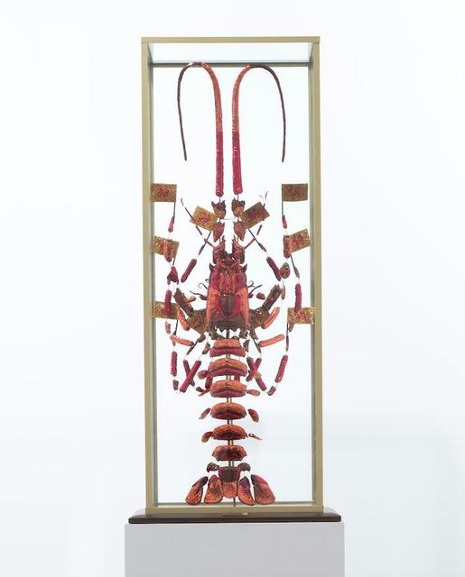 , 'Belgian crayfish in extasy (for the Walloons),' 2018, Templon