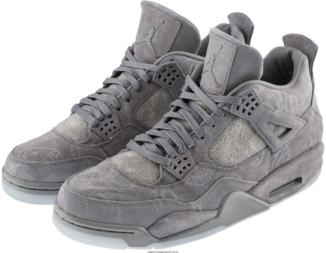 Air Jordan, 'Jordan 4 Retro KAWS', 2017, Heritage Auctions