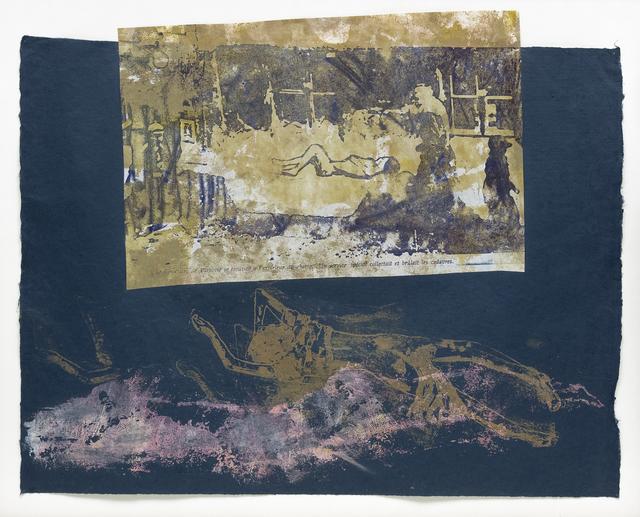 , 'Untitled (Cimetière de Varsovie à l'extérieur du ghetto),' , Galerie Lelong & Co.