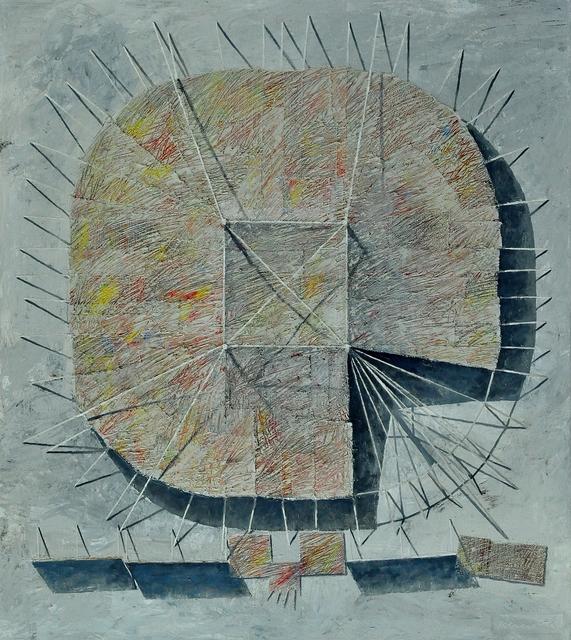 Juan Ranieri, 'Foreclosure fun', 2017, Painting, Elastomeric mastic and acrylic on canvas, Smart Gallery BA