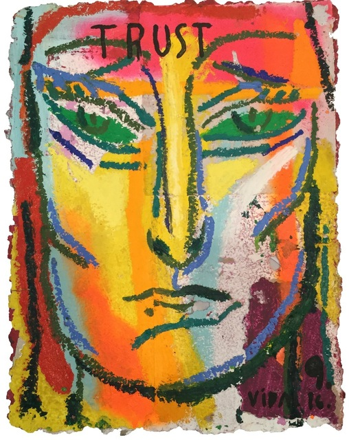 , 'Portrait Series 3 No.9,' 2016, Tiwani Contemporary