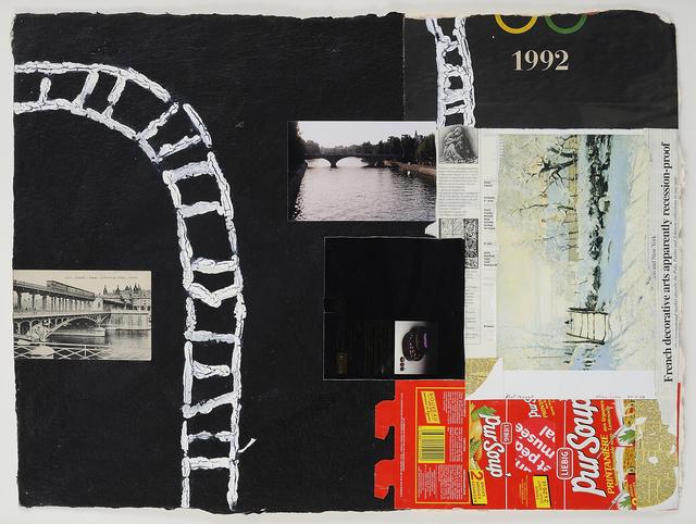 , 'Pont Monet,' 1992, Charles Nodrum Gallery