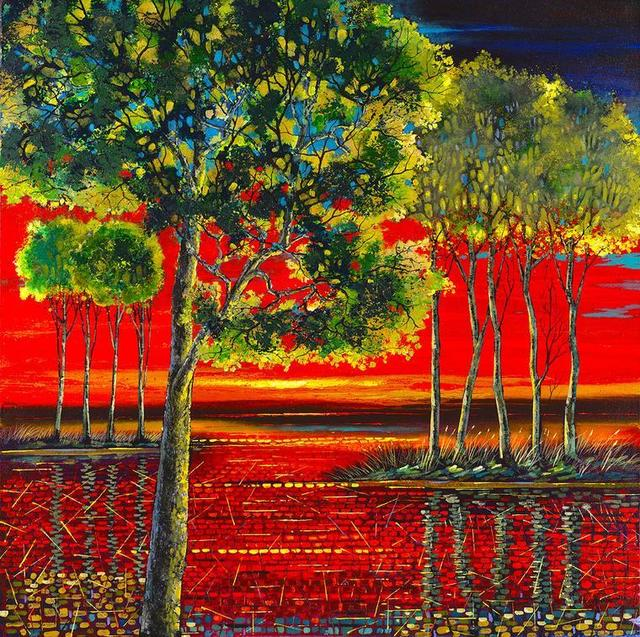 , 'Forward Thinking,' , LaMantia Fine Art Inc.
