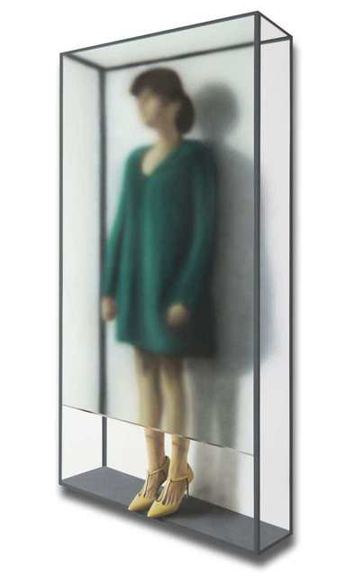 , 'She Wore a Green Dress, but it was Her Shoes,' 2017, John Wolf Art Advisory & Brokerage