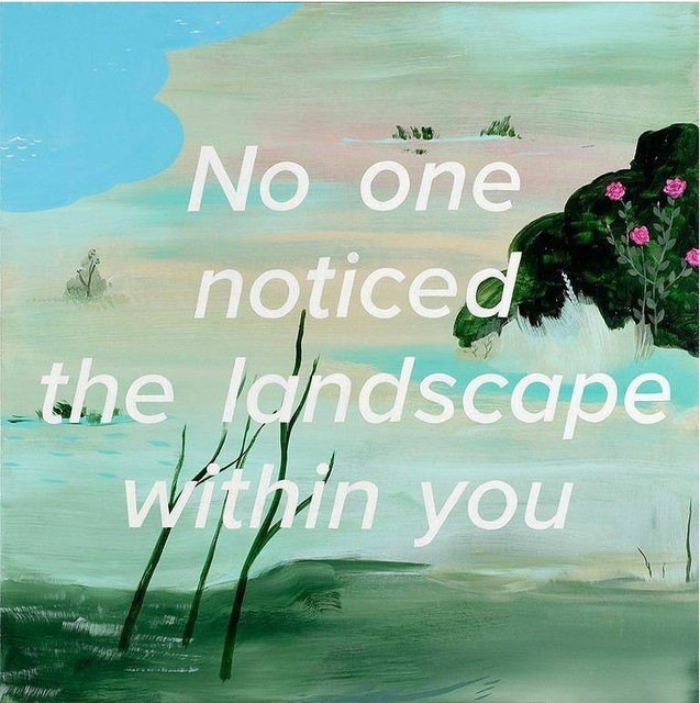 , 'No One Noticed ,' 2014, Winsor Gallery