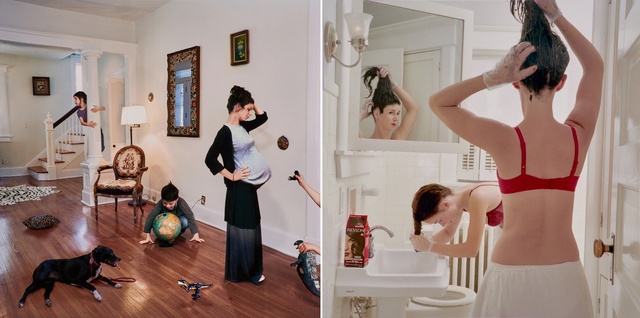 Julie Blackmon, 'Two works', Rago