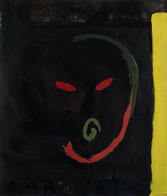 , 'Cabeza Disco,' 1988, Cosmocosa